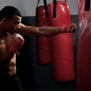 Boxing Classes at Bayshore Athletic Club
