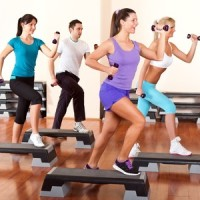 step classes at bayshore athletic club