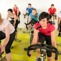Cycle classes at Bayshore Athletic Club