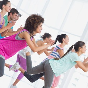Zumba Fitness available at Bayshore Athletic Club